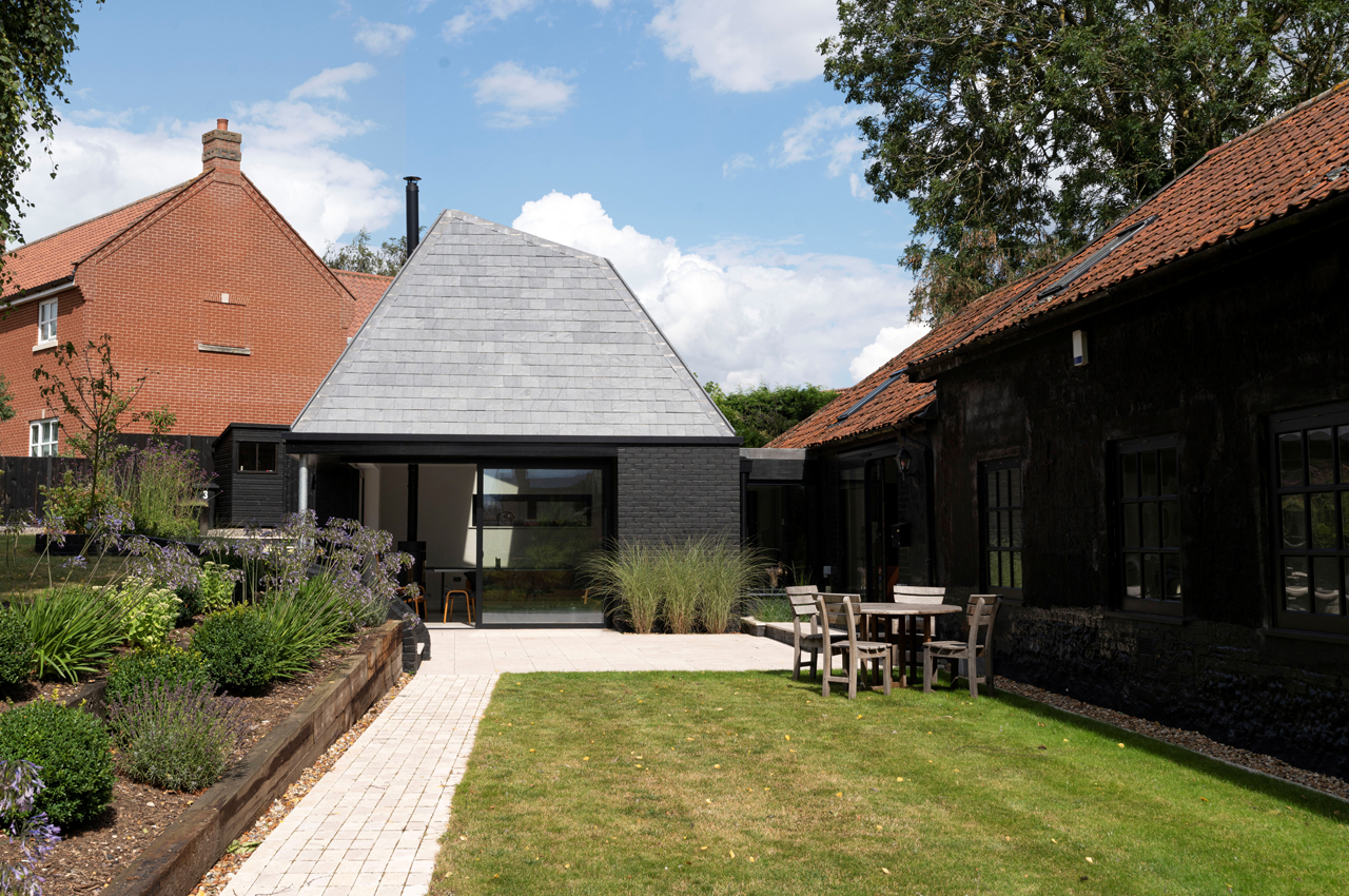 Garden Room Extension, South Norfolk