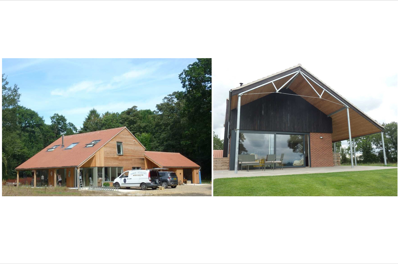 Two More Individual Homes Handed-over