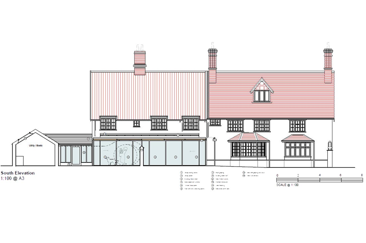 Two Of This Week's Planning Permissions