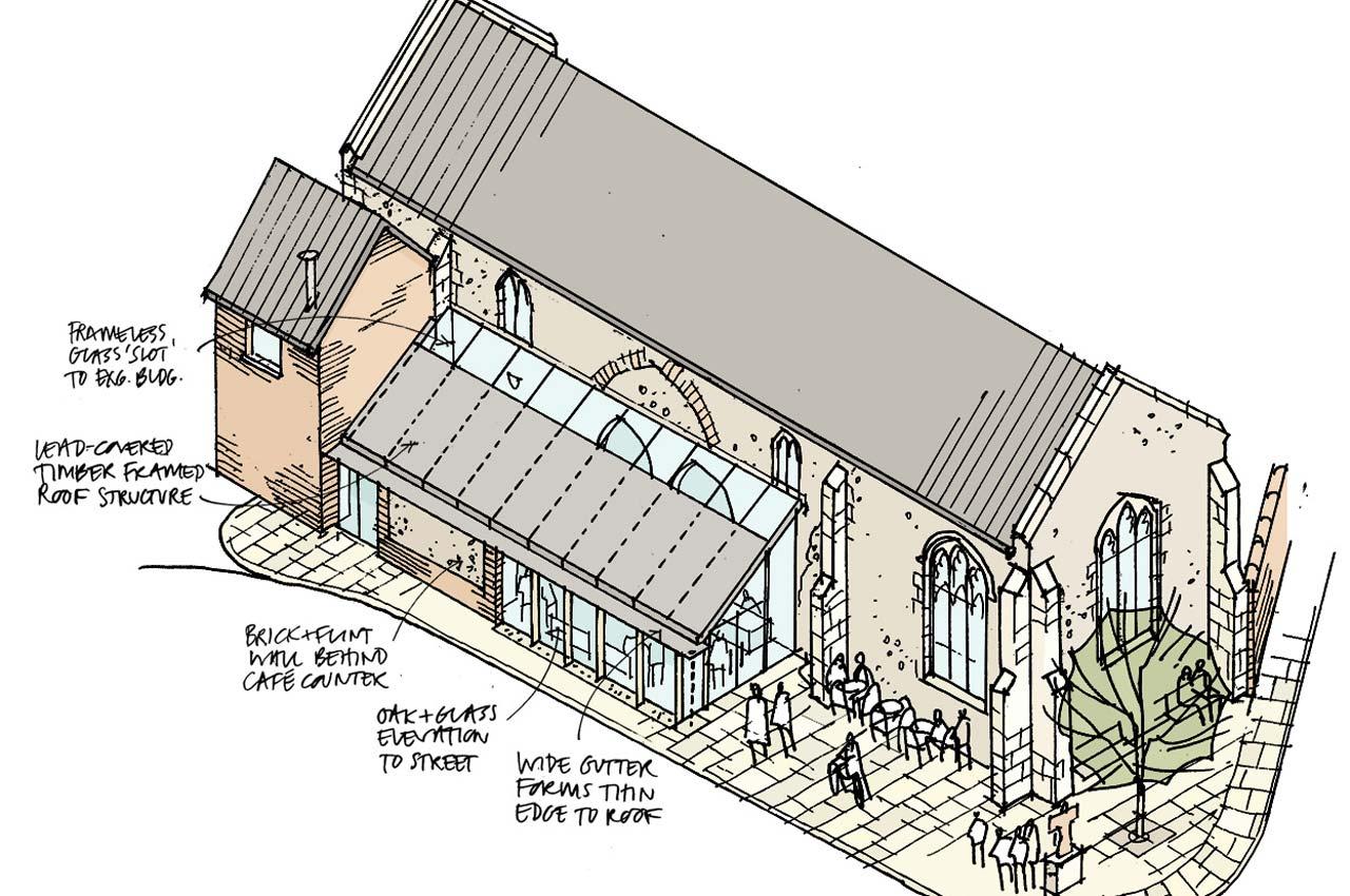 Beckets Chapel