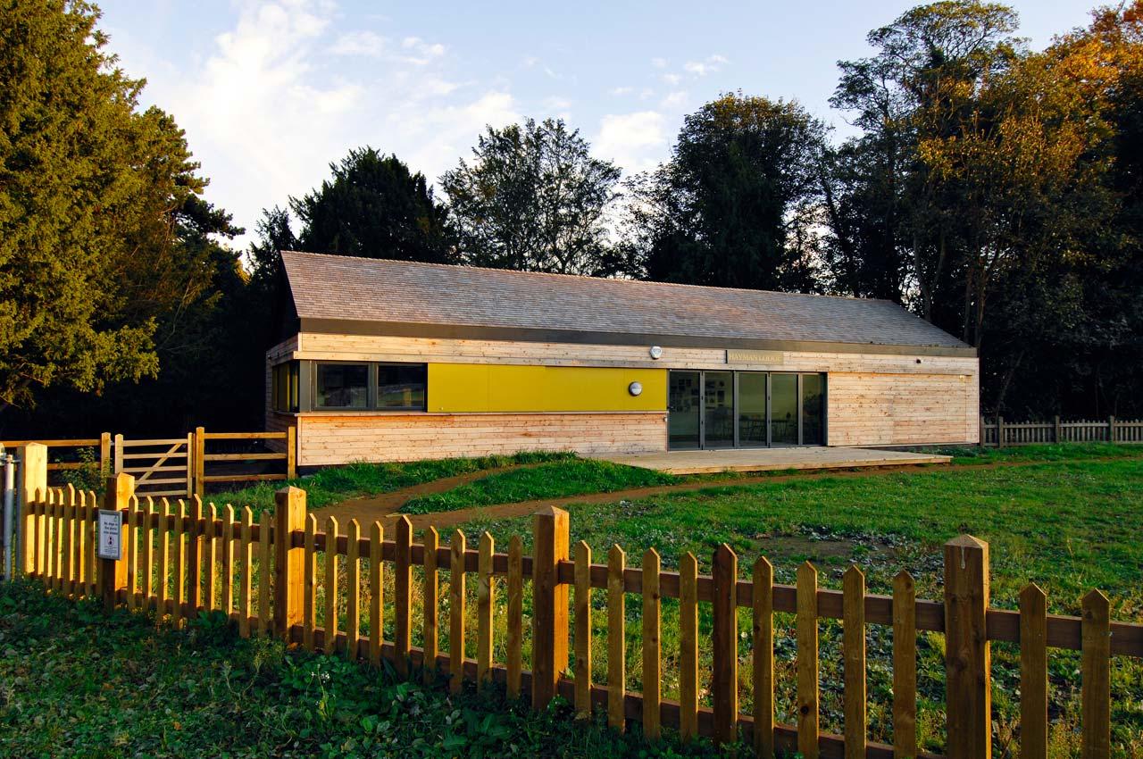 Education Pavilion, Catton Park