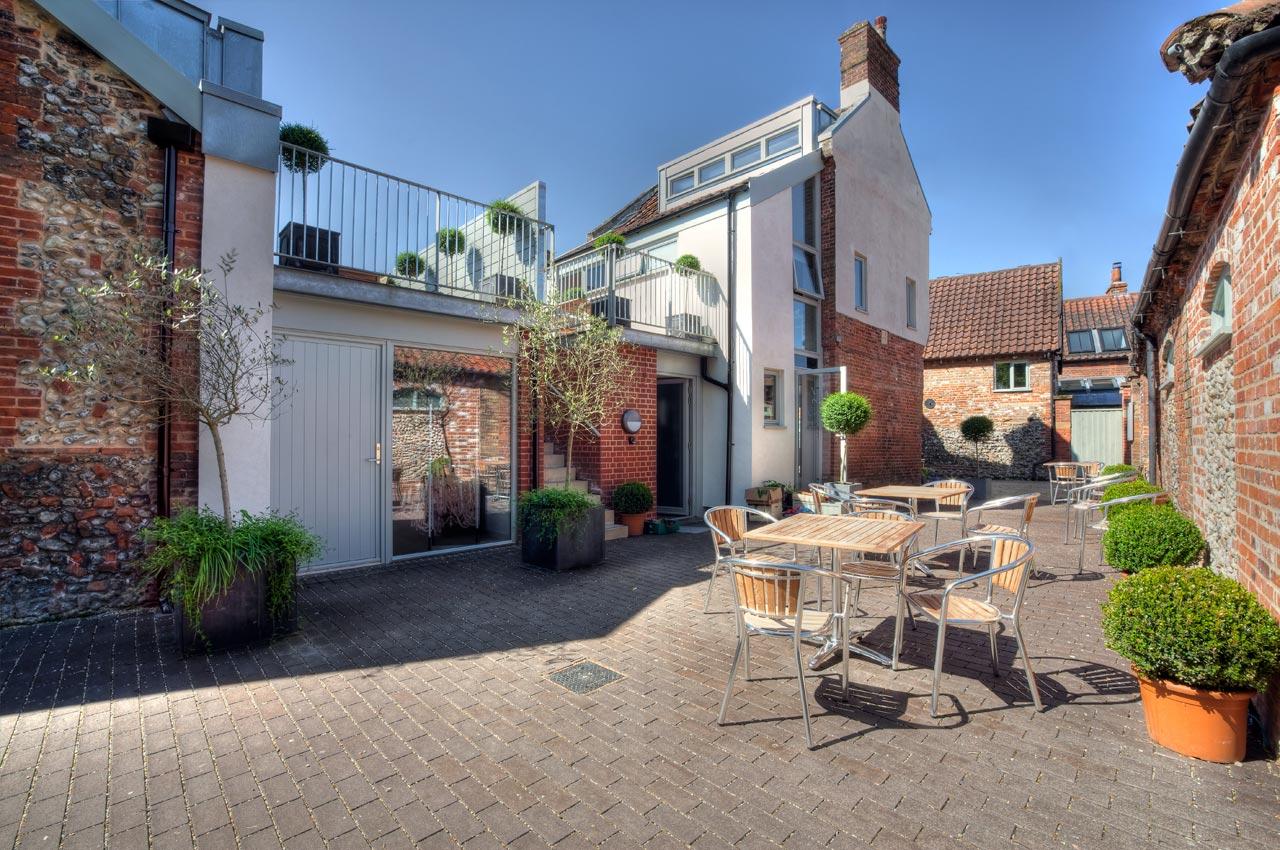 Strattons Hotel, Swaffham
